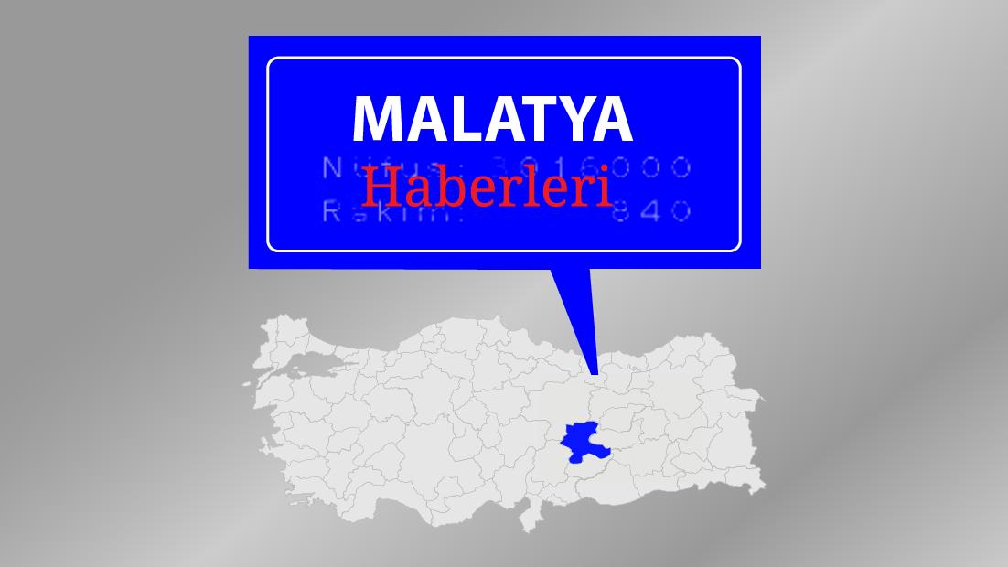 (Görüntülü) Malatya'da dolu yağdı