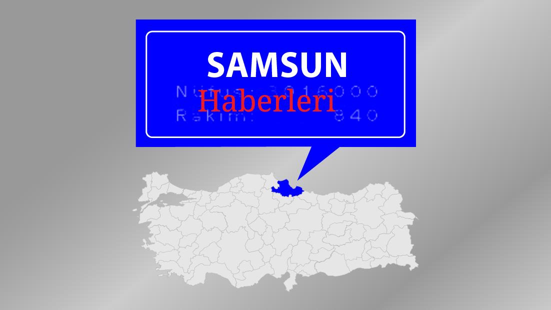Samsun'da tarihi eser operasyonu