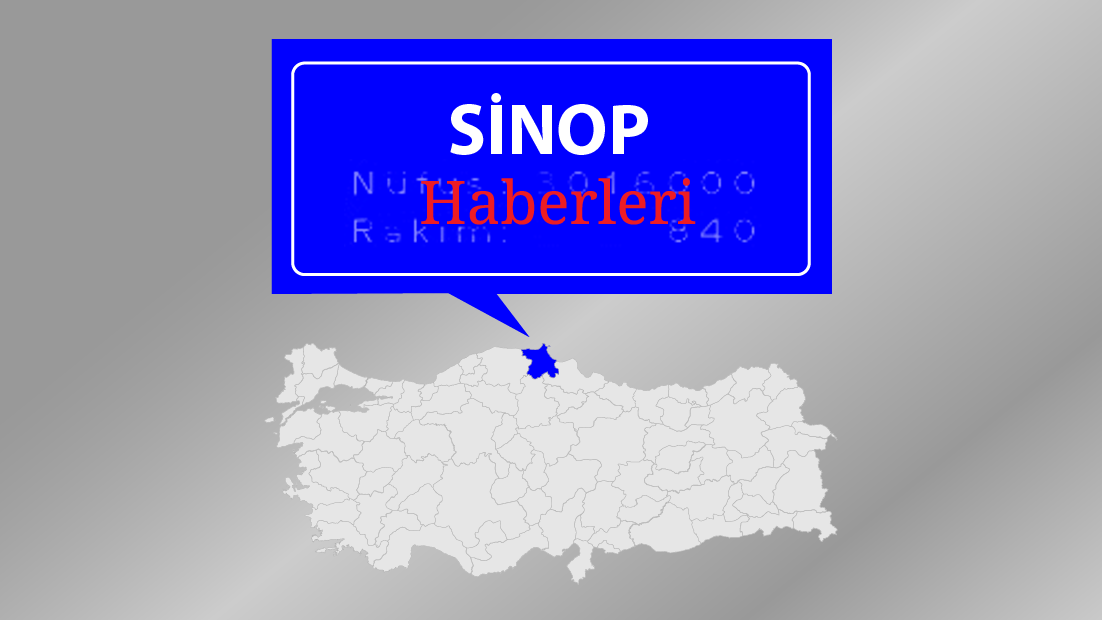 Sinop'ta 23 Nisan coşkusu