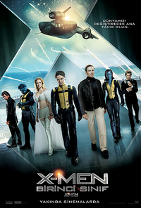 X-Men: Birinci Sınıf