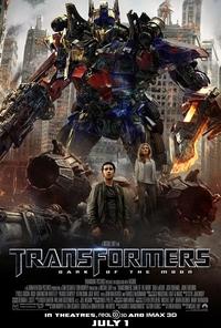 Transformers: Ay'ın Karanlık Yüzü