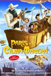 Paris'te Çılgın Macera 3D