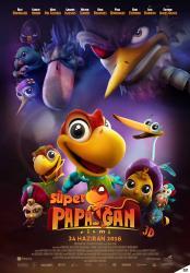 Süper Papağan Filmi