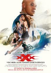 Yeni Nesil Ajan: Xander Cage'in Dönüşü