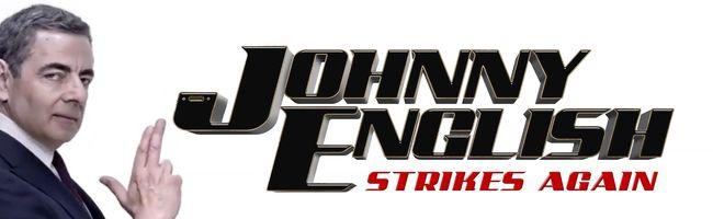 Johnny English Tekrar İş Başında