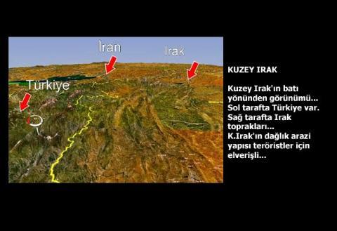 PKK kampları