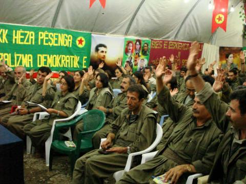 PKK'nın 10. Kongresi!