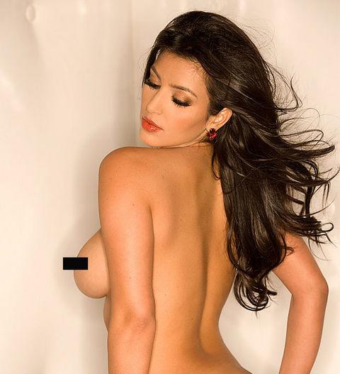Kim Kardashian Boobs Xxx