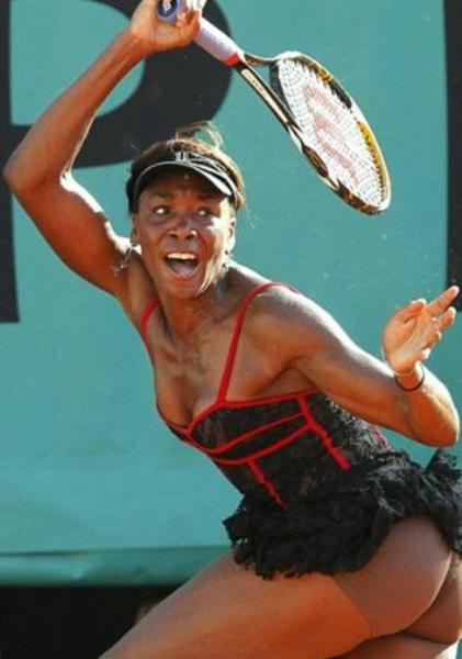Ану Иванович признали самой сексуальной теннисисткой планеты