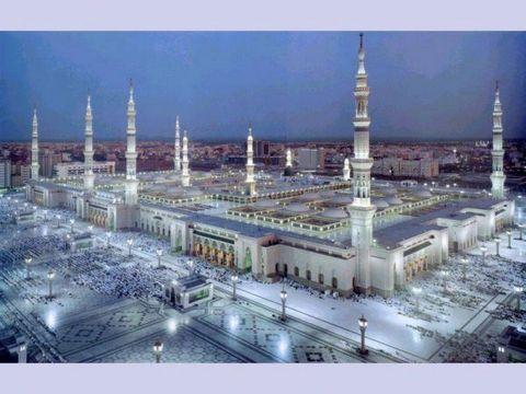 İlk İslam devletinin Başkenti: Medine