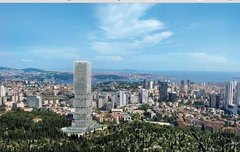 73a0dec090b3d938f6cb7a02a4ea8851 k - İstanbul Zincirlikuyuda Yapılan Rezidans İstanbloom