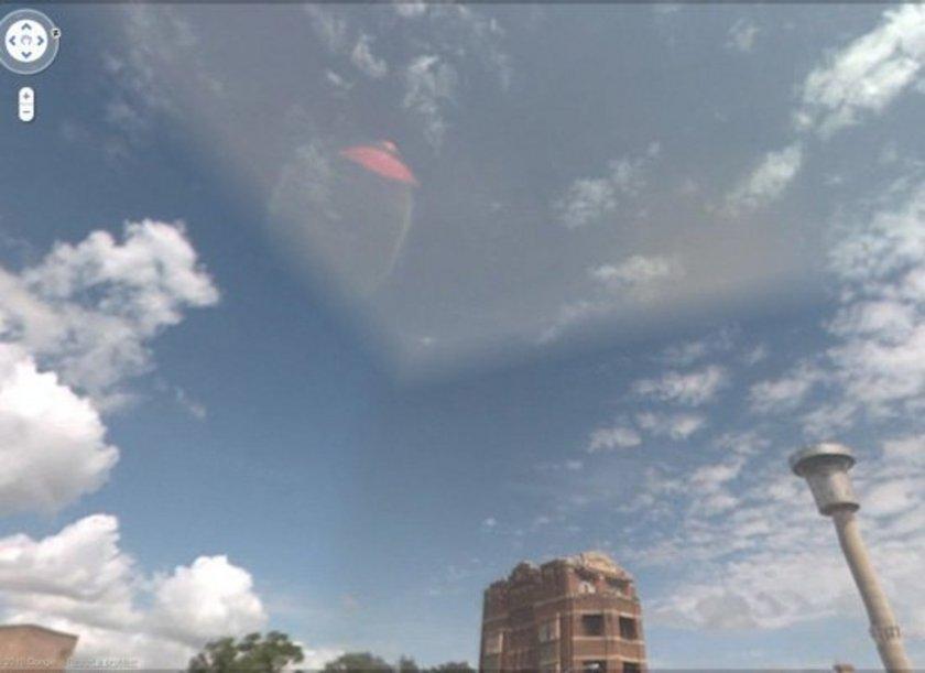 <p>Sydney'de UFO</p>