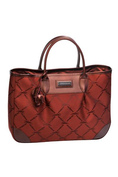 Тенденции осени 2011: сумки с ромбами.