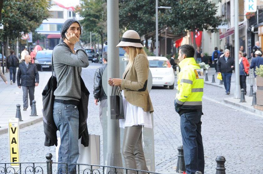 Sharapova'nın aşk turu