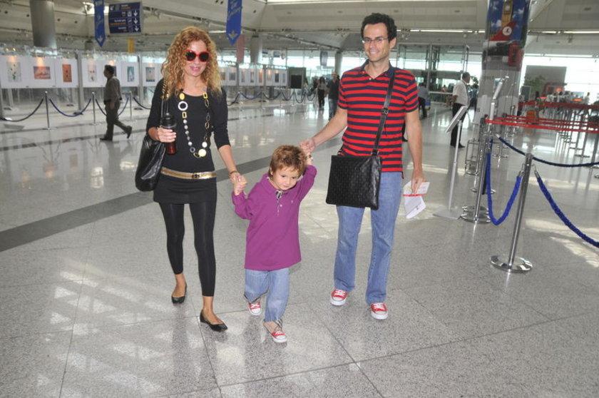 Dubai yolcuları...