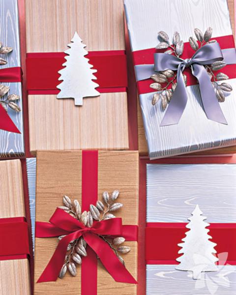 Упаковка для подарка на новый год своими