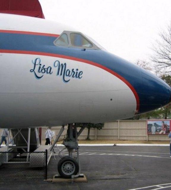 самолет элвиса пресли фото сейчас себя молодости