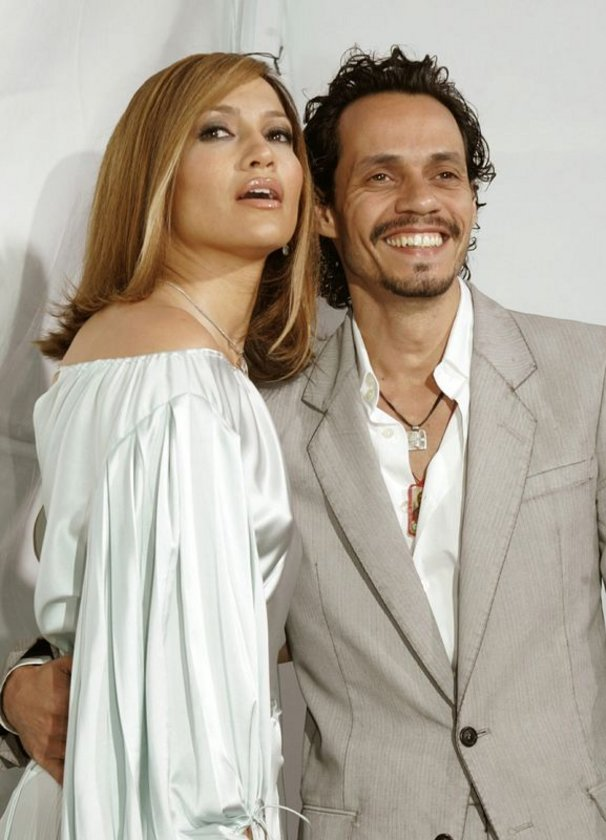 MARC ANTHONY - JENNİFER LOPEZ