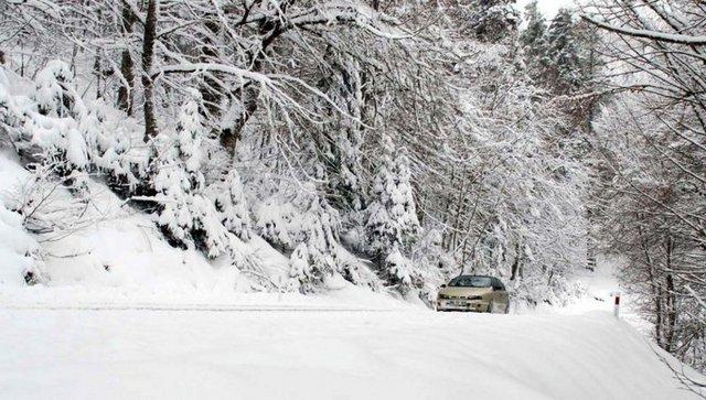 Türkiye kışın bir başka güzel