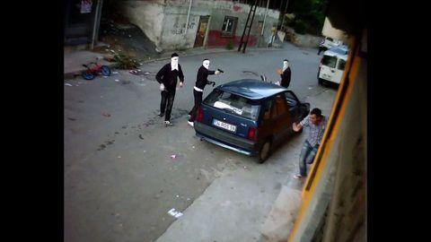 KCK operasyonu polis kamerasında