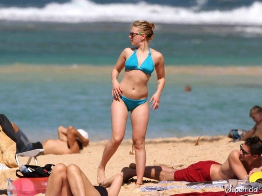Hawaii'de aşka devam...