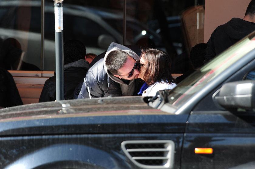 Aşk öpücüğü...
