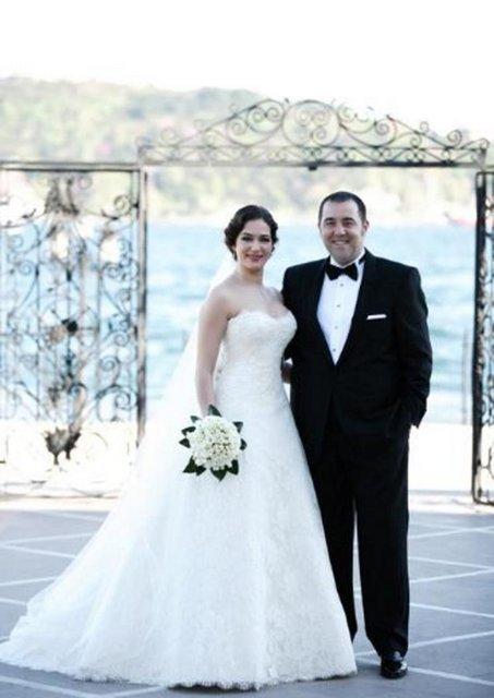 Ata Demirer ile Özge Borak evlendi