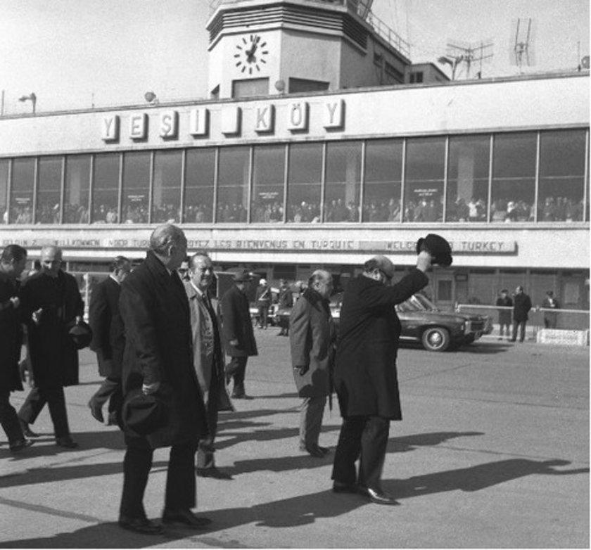 * İstanbul Atatürk Havaalanı\