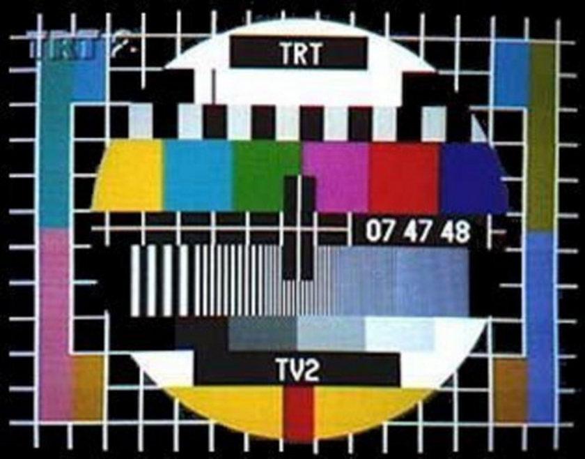 \n* Televizyonumuz siyah beyaz ve tek kanallıydı (TRT). Renkli televizyonumuz zaten yoktu.\n