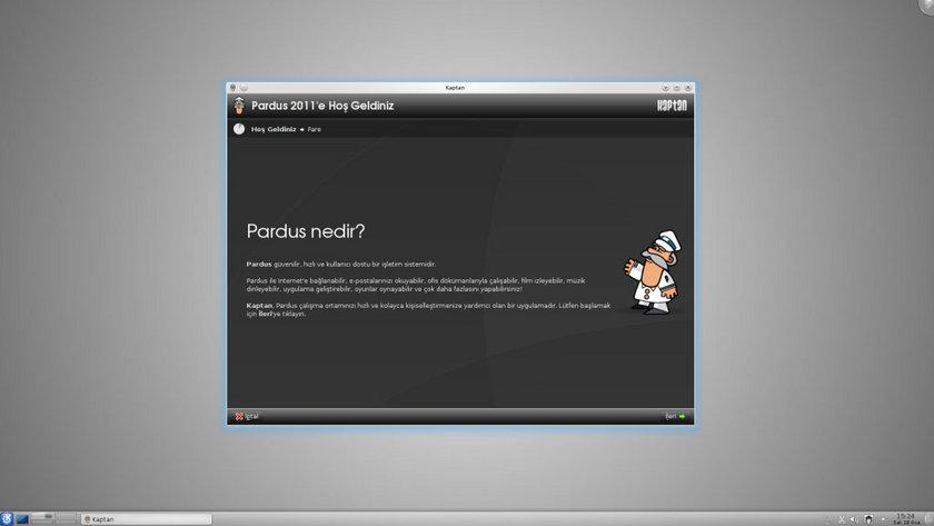 TÜBİTAK kişisel kullanımı arttırmak için Pardus'un yeni sürümünü mümkün olduğunca kullanıcı odaklı ve alışılmış yazılımlara benzer hale gelmesini hedeflemiş. Yakında tanıtımı yapıldıktan sonra, kullanıcı Pardus'u kullanmak isterse ona 2 seçenek sunulacak:\n\n1- İnternet sitesinden indirme (hali hazırda sistem)\n\n2- Talep halinde kullanıcıya DVD ile Pardus'un gönderilmesi