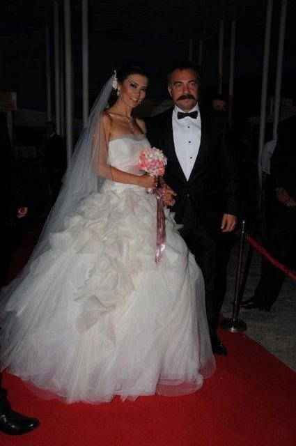 Oktay Kaynarca evlendi