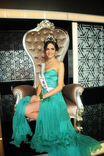 Miss Turkey Gelen Teklifleri Reddetti