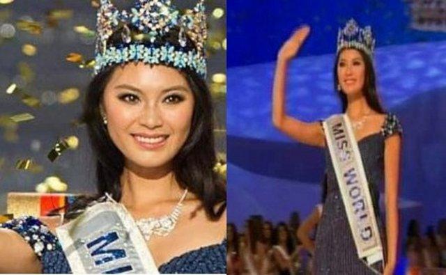 İşte Miss World 2012 güzeli