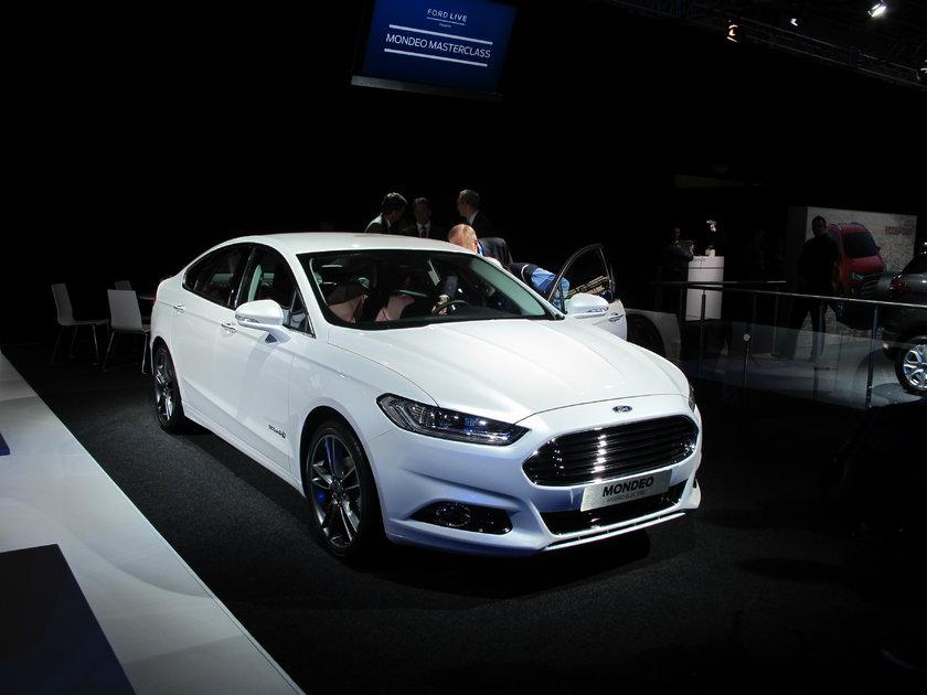 Yeni Ford Mondeo