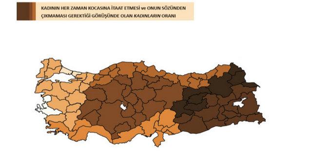 İşte Türkiye'nin değerler atlası!