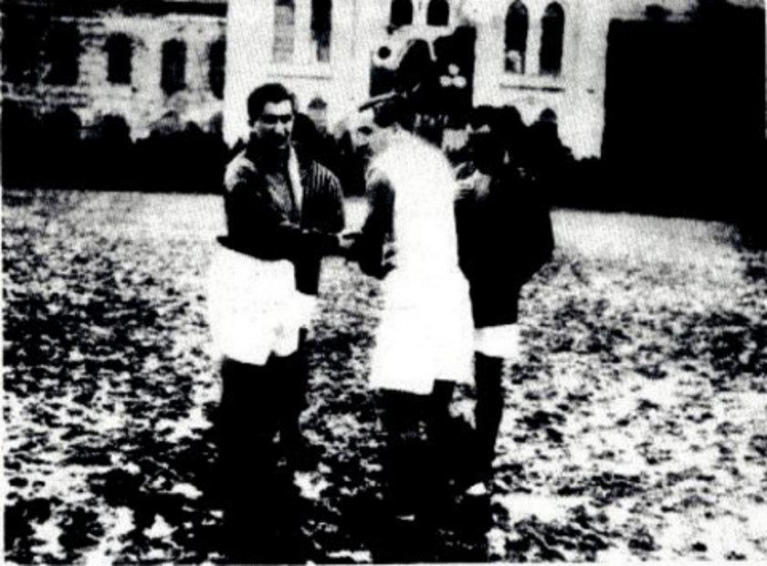 Ezeli rekabet tarihinde bir maçta bir futbolcunun attığı en fazla gol, 4 olarak kayıtlara geçti.