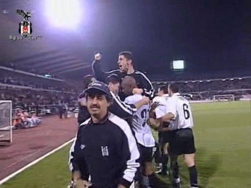 İnönü Stadı'nda 16 Eylül 2000 tarihinde yapılan lig maçında ise Beşiktaş, Fenerbahçe'yi 3-0 yendi. Ancak Fenerbahçe, yeni uygulamaya giren 5 1 kuralına uymayıp, sonradan Beşiktaş'ı da çalıştıran teknik direktör Mustafa Denizli 62. dakikada 6. yabancı oyuncuyu da sahaya sürünce, siyah-beyazlı takımın 3-0'lık galibiyeti hükmen tescil edildi.