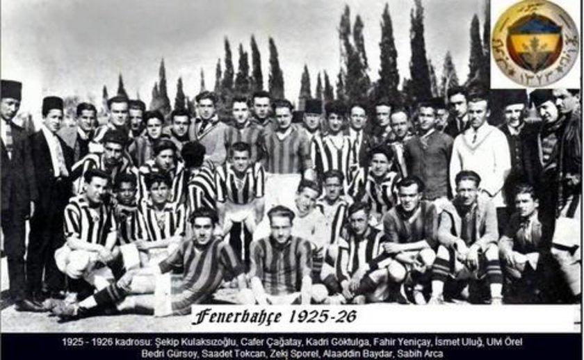 Şimdiki Fenerbahçe Şükrü Saracoğlu Stadı'nın bulunduğu yerde, 18 Haziran 1926 tarihinde yapılan rekabetteki 2. randevuyu Fenerbahçe 4-1 kazanırken, bu özel müsabakada sarı-lacivertlilerin gollerinin tamamını Zeki Rıza Sporel attı.