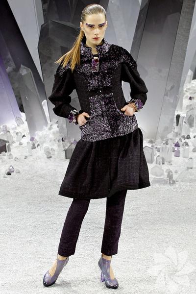 Chanel 2012/13 Sonbahar / K�� koleksiyonu