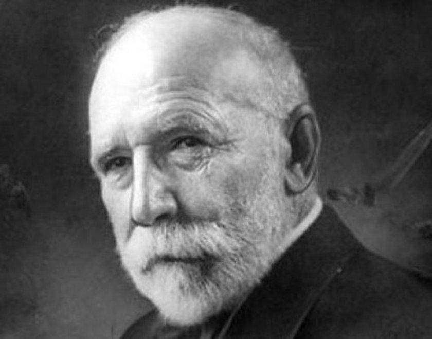 Friedrich Weyerhauser (1834-1914) 80 MİLYAR DOLAR \nAlman asıllı Amerikalı sanayici