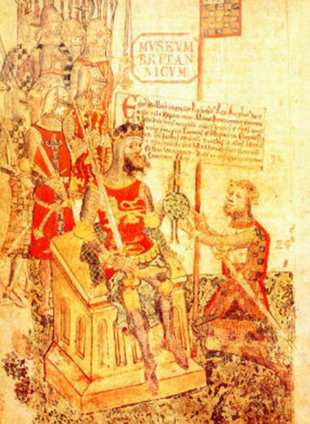 Alan Rufus (1040-1093) 178.65 MİLYAR DOLAR \nNormandiya işgali öncesindeki İngiltere hükümdarı