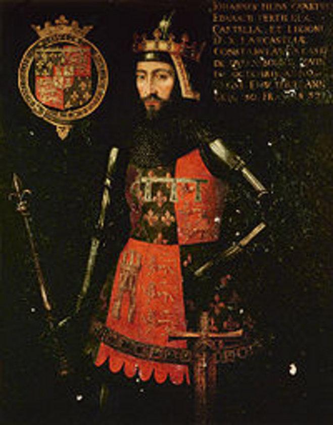 John of Gaunt (1340-1399) 110 MİLYAR DOLAR \nLancester Dükü