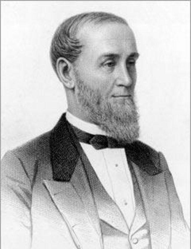 Alexander Turney Stewart (1803-1876) 90 MİLYAR DOLAR \nAmerikalı yatırımcı