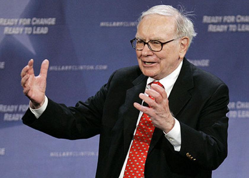 Warren Buffett (1930-...) 64 MİLYAR DOLAR \nAmerikalı işadamı