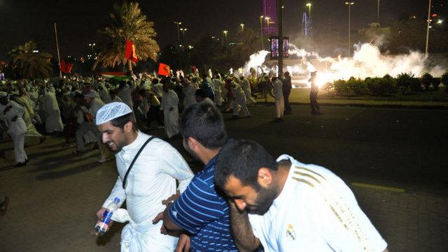democracy in kuwait