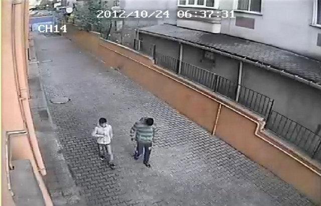 Büyükçekmece de Hırsızlık
