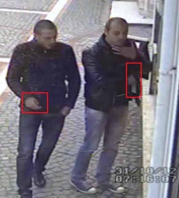 Edirne'de ATM soygunu