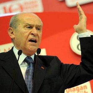 MHP GENEL BAŞKANINI SEÇTİ!