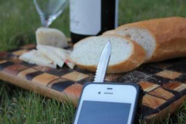 Bu iPhone ekmek kesiyor!