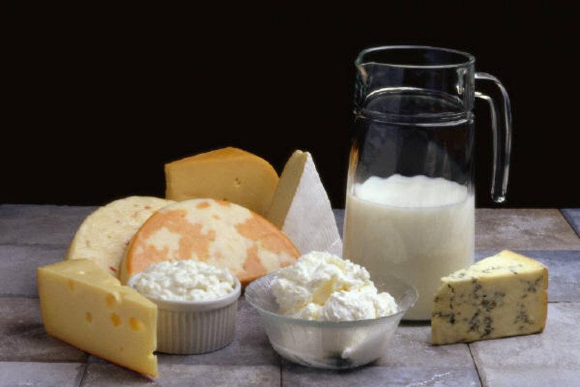 Süt ve Yumurta Ürünleri